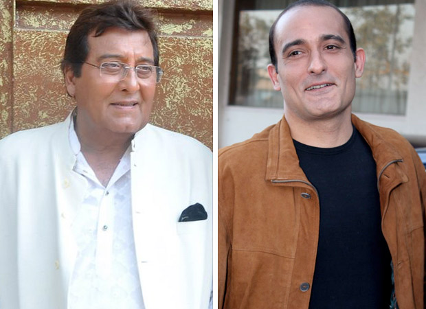 Vinod Khanna is recovering, confirms son Akshaye Khanna