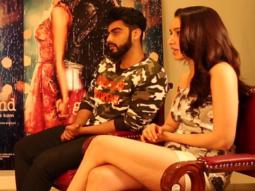 Arjun Kapoor and Shraddha Kapoor spice up Half Girlfriend with Aamir Khan's 'ISHQ' philosophy