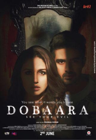 First Look Of The Movie Dobaara – See Your Evil