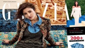 Anushka Sharma On The Cover Of Grazia