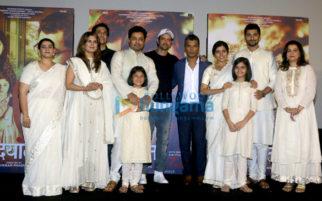 Hrithik Roshan unveils first look of Vikram Phadnis's marathi movie 'Hrudayantar'