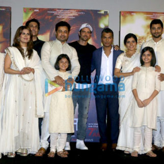 Hrithik Roshan unveils first look of Vikram Phadnis's marathi movie 'Hrudayantar'
