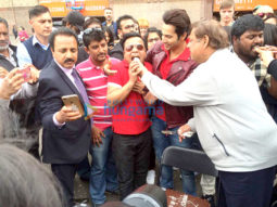On The Sets Of The Movie Judwaa 2