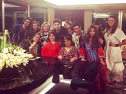 Check out: Post Baahubali 2 success, Karan Johar parties with Manish Malhotra, Shweta Bachchan and others