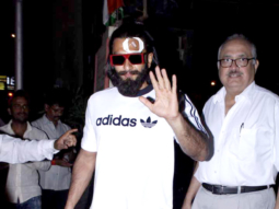 OMG! Ranveer Singh injured on sets of Padmavati