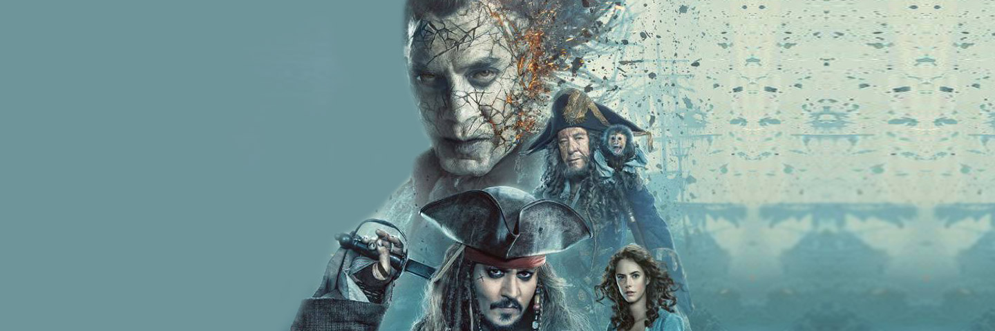 Pirates of the Caribbean: Salazar's Revenge (English)