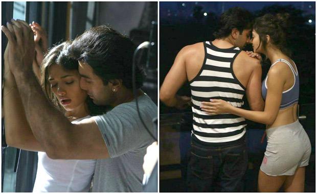 Ranbir Kapoor romancing a mystery girl 2