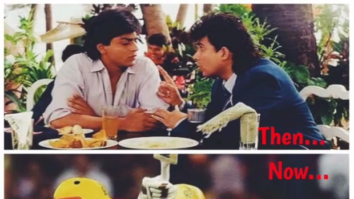 Shah Rukh Khan REVEALS similarities between his film Kabhi Haan Kabhi Naa and his team KKR's recent win in IPL