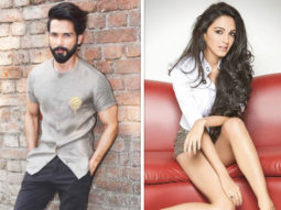 Shahid Kapoor paired with Kiara Advani