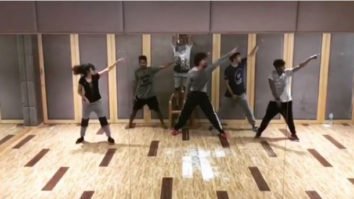 Tiger Shroff shows off some killer moves on Bruno Mars' '24 Magic'