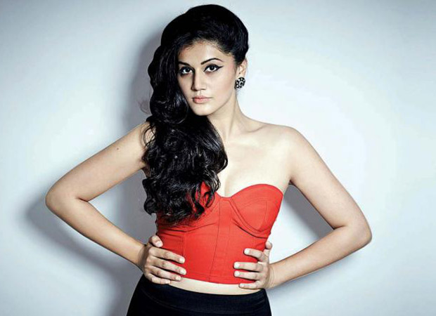 """No catfights with Jacqueline Fernandez"" - Taapsee Pannu"