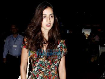 Anil Kapoor, Katrina Kaif, Disha Patani, Sidharth Malhotra, and Pooja Hegde snapped at the airport
