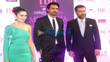 Arjun Rampal, Ileana D'Cruz, Vidyut Jammwal and others grace the Femina Miss India Finale
