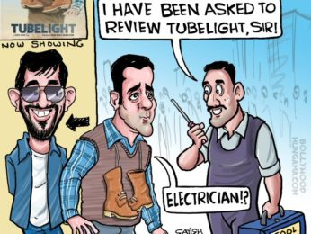 BollywoodToons Bank Chor fails to loot the box office!