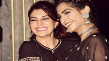 Friends Forever Sonam Kapoor and Jacqueline Fernandez make it a girls' night at Gauri Khan's restaurant opening-1