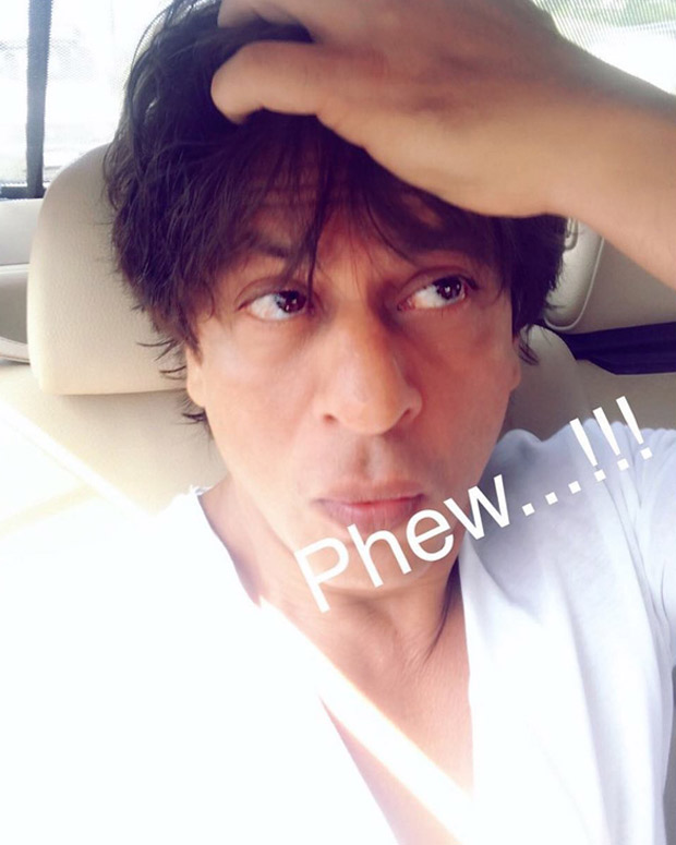 SRK addresses death hoax rumours on Twitter