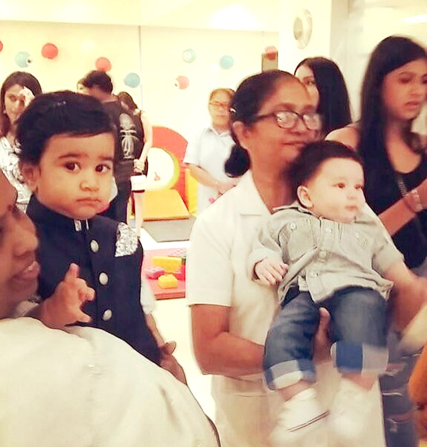 INSIDE PHOTOS: Kareena Kapoor Khan's son Taimur and ...