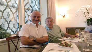 CAPTURED: Anupam Kher's fanboy moment with Robert De Niro