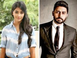 Pooja Hegde to be paired opposite Abhishek Bachchan