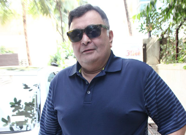 Rishi Kapoor to play Taapsee Pannu