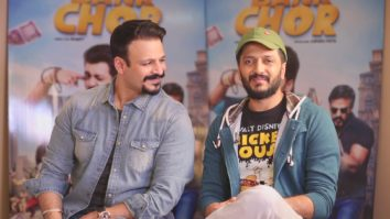 Riteish Deshmukh And Vivek Oberoi Interview  Full Rapid Fire[11-12-19]