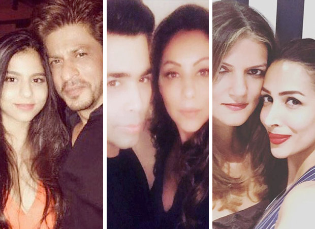 Shah Rukh Khan, Alia Bhatt, Suhana Khan and others attend Gauri Khan's star-studded restaurant opening