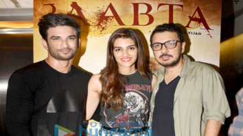 Special screening of the film Raabta at Yash Raj Studios