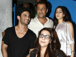 Sushant Singh Rajput SPOTTED With Sara Ali Khan In Mumbai
