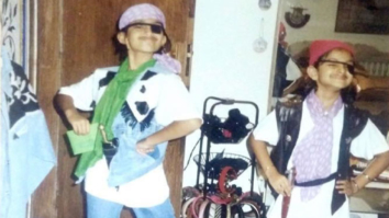 Throwback Thursday Here's how Sonam Kapoor and sister Rhea Kapoor dressed up as kids and it is adorable! features