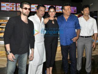 Trailer launch of Madhur Bhandarkar's film 'Indu Sarkar'