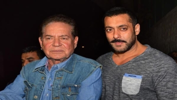 Watch Salman Khan reveals the best compliment he has received from his father Salim Khan