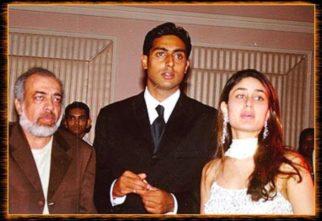Abhishek Bachchan gets nostalgic