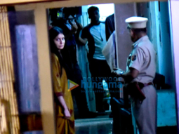On The Sets Of The Movie Pari