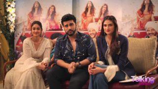 Arjun Kapoor, Ileana DfCruz And Athiya Shetty Full Interview[16-27-23]