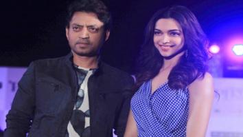 Deepika Padukone-Irrfan Khan starrer gangster drama gets a release date!