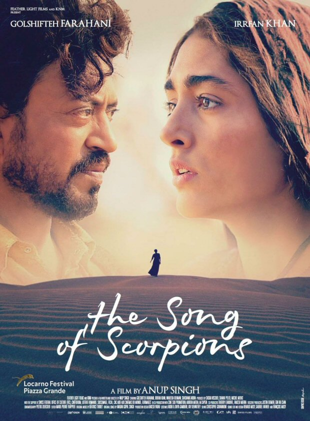 Irrfan Khan's next international film The Song of Scorpions to premiere at Locarno International Film Festival