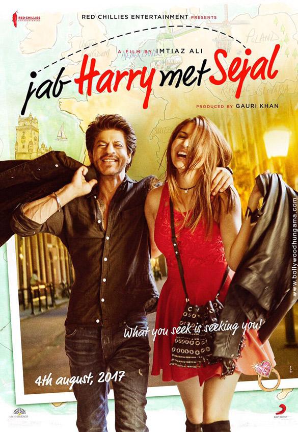 JAB HARRY MET SEJAL (2017) con SRK + Sub. Español + Online Netflix Jab-Harry-Met-Sejal-1
