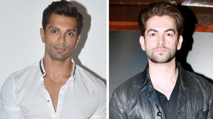 Karan Singh Grover and Neil Nitin Mukesh