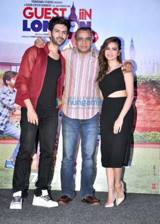 Media meet with cast of 'Guest Iin London'