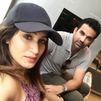 Sagarika Ghatge and Zaheer Khan holiday 1