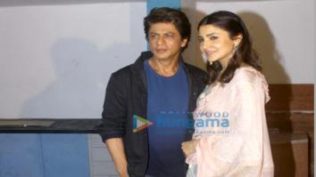 Shah Rukh Khan and Anushka Sharma visit Tarak Mehta Ka Ooltah Chashmah set for Jab Harry Met Sejal promotions