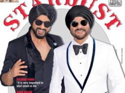 Arjun Kapoor and Anil Kapoor On The Cover Of Stardust