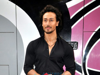 Tiger Shroff, Nidhhi Agerwal and Nawazuddin Siddiqui snapped at 'Munna Michael' promotions