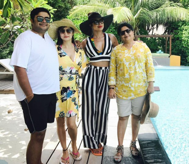 WOW! Priyanka Chopra's holiday pics will make you pack your bags and go on a vacation RIGHT NOW!