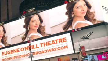 WOW! Priyanka Chopra is shining bright on the billboards at Times Square