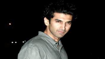 Aditya Roy Kapoor, Karisma Kapoor and others snapped at Sidharth Roy Kapoor's birthday dinner in Juhu