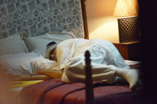 Amitabh Bachchan falls asleep on the sets of 102 Not Out