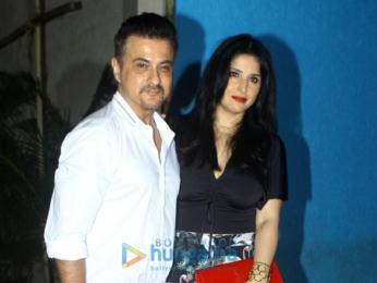 Sanjay Kapoor, Maheep Sandhu