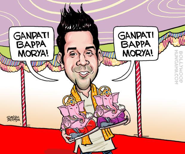 Bollywood celebrates Ganpati Bappa Morya