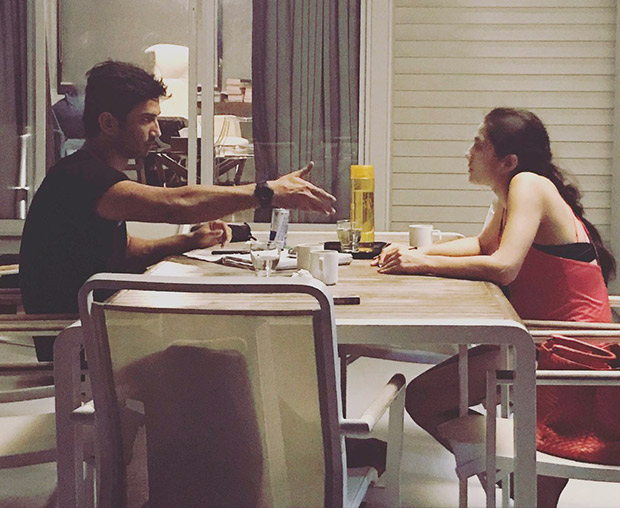 Check out Sushant Singh Rajput and debutante Sara Ali Khan begin prep for Kedarnath